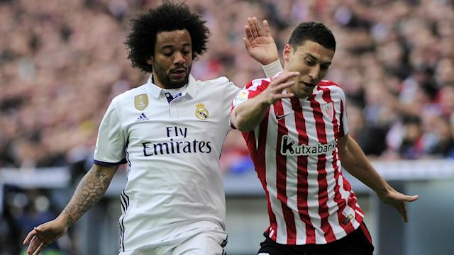 Oscar de Marcos Marcelo Athletic Bilbao Real Madrid La Liga