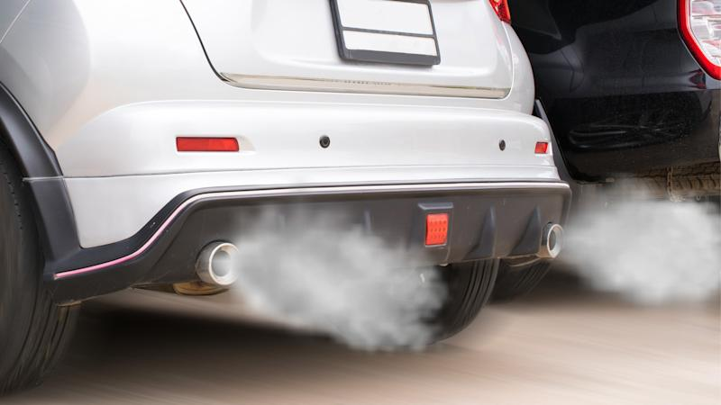 Tailpipe exhaust