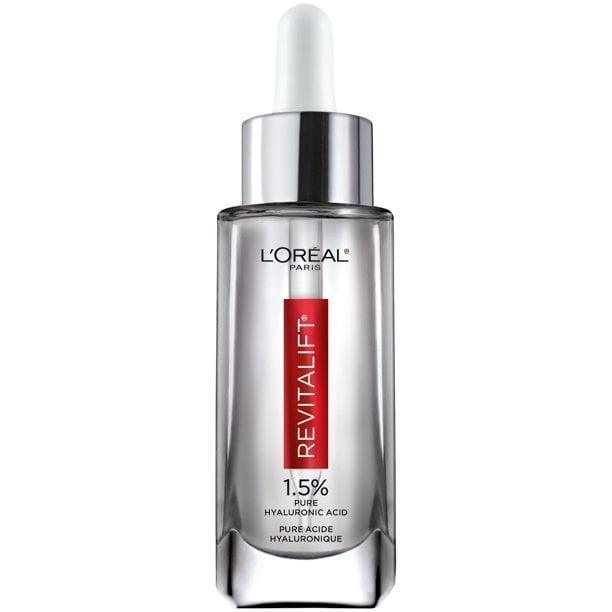 <p>With nearly perfect five-star reviews across the board, <span>L'Oreal Paris Revitalift Derm Intensives Hyaluronic Acid Face Serum</span> ($21) is a must for those in need of moisture. Bonus: It also works wonders at improving the appearance of wrinkles.<br></p>