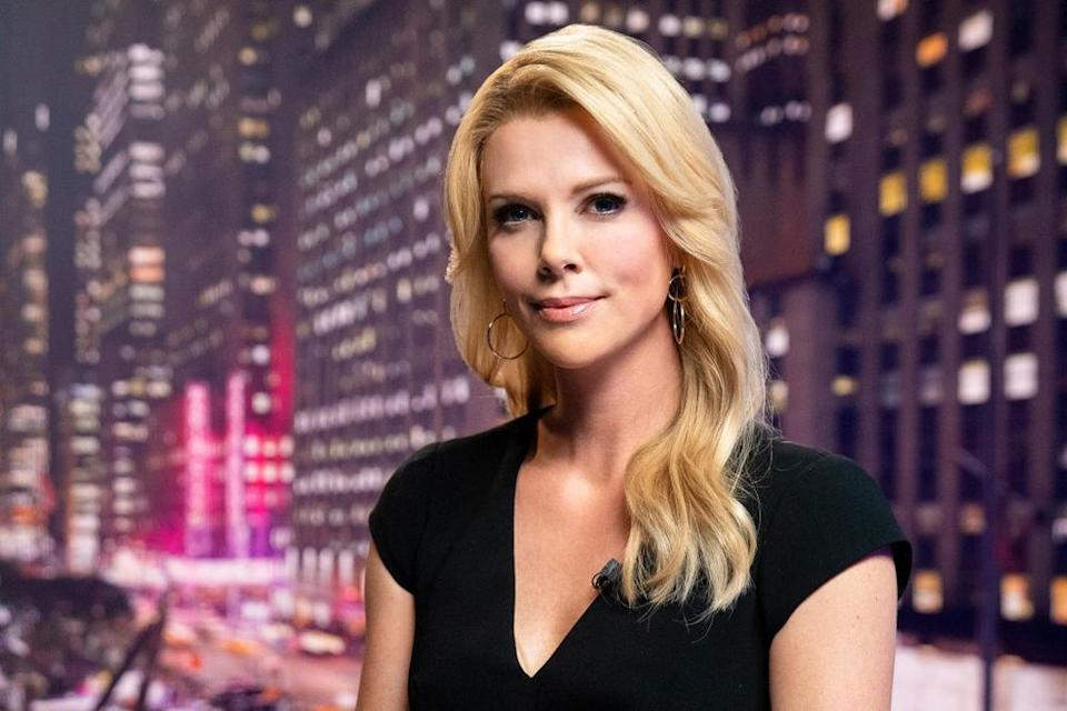 Charlize Theron as Megyn Kelly | Hilary B. Gayle/Lionsgate