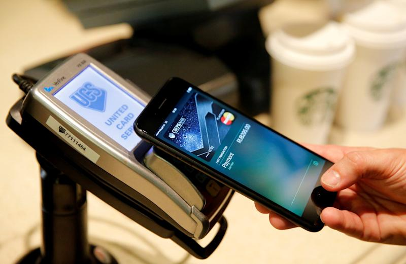 Pagando con Apple Pay