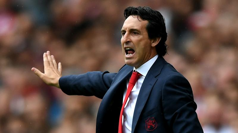 Emery rules out striker signing to cover Welbeck's injury-enforced absence