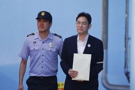 Samsung's Lee Jae-yong sentenced to 5 years' jail; appeal likely