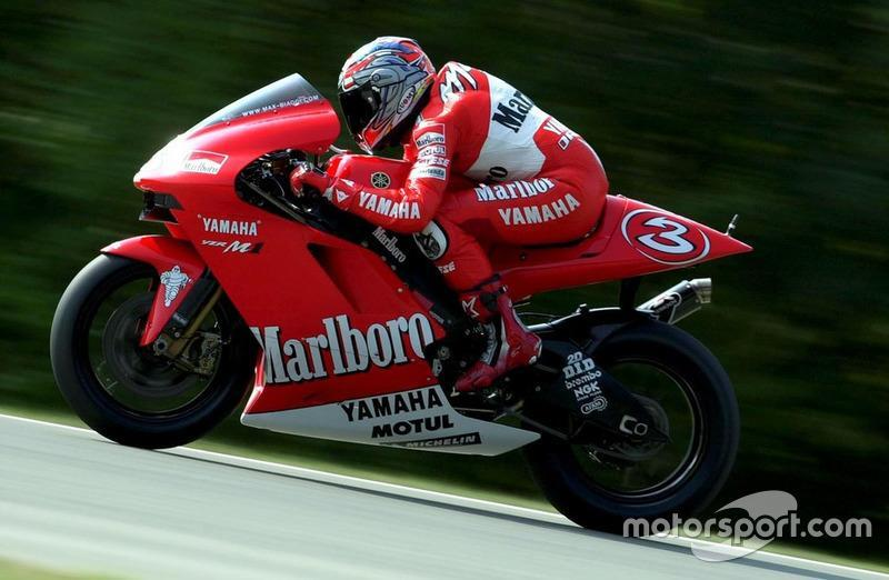 "Max Biaggi<span class=""copyright"">Gold and Goose / Motorsport Images</span>"