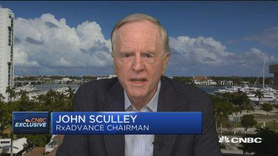 Apple will disrupt the health sector as the iPhone did wireless, former CEO John Sculley says