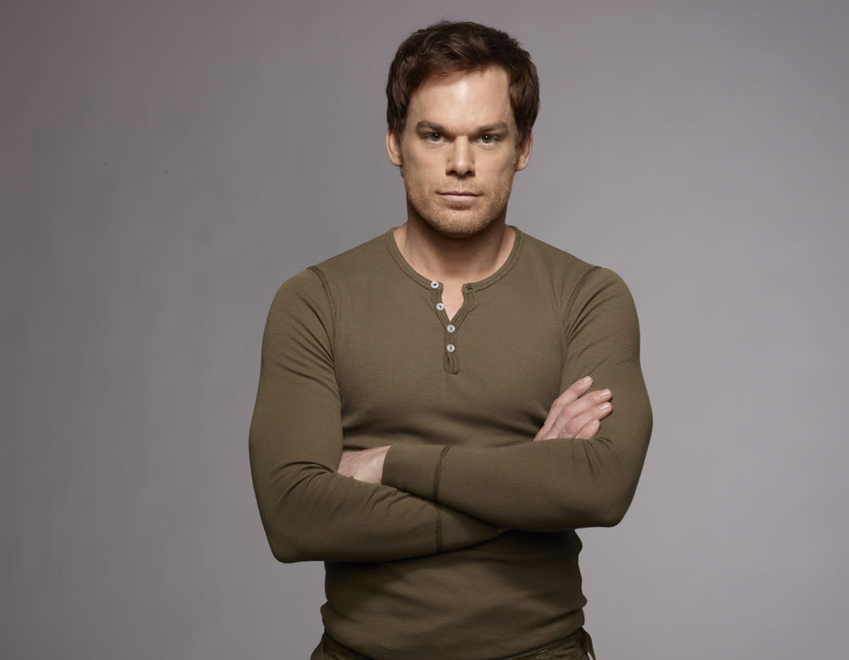 "Michael C. Hall, ""Dexter"""