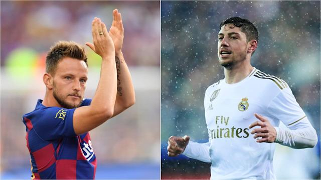 Ivan Rakitic and Federico Valverde, two unlikely midfield stars, might just be the difference between victory and defeat in El Clasico.