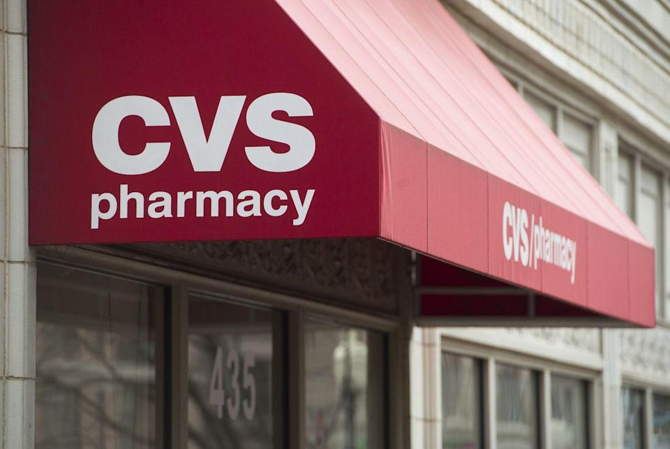 <p>The drugstore is probably more your go-to for shampoo and razors and, well, medicine, but if you really find yourself in a bind, CVS generally has a beer section in some locations (...and will be open on Memorial Day this year). </p>