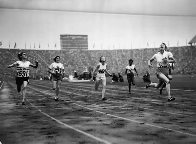 Fanny Blankers-Koen Quotes: Olympic Track and Field Athlete Honored by Google Doodle