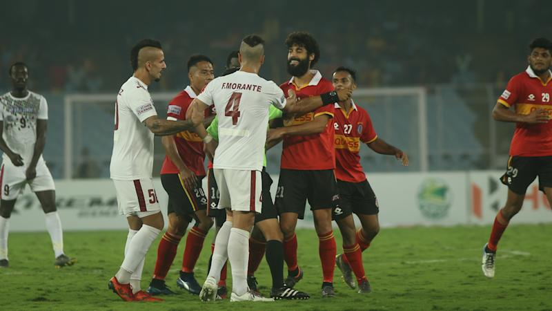 Mohun Bagan East Bengal I-League 2019-20