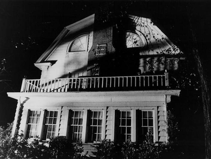 This house was used in the 1979 flick The Amityville Horror.