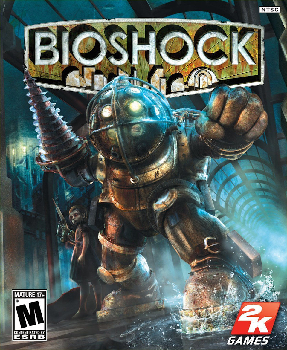 "<p>A spiritual successor to the 1999's well-received <em>System Shock 2</em>, <em>BioShock </em>explored explored the creepy, submerged world of Rapture, a 1920s paradise that feels ripped from the mind of Ayn Rand. The expressive setting, the horror elements, and the unfolding story only enhance the gameplay into a title that warrants replaying a full decade later. It went on two spawn two more games and made its creator, Ken Levine, a titan of the industry. Also, who can forget the frightening chemistry between Big Daddies and Little Sisters?</p><p><a class=""link rapid-noclick-resp"" href=""https://www.amazon.com/BioShock-Collection-PlayStation-4/dp/B01HIZF83S?th=1&tag=syn-yahoo-20&ascsubtag=%5Bartid%7C10054.g.2871%5Bsrc%7Cyahoo-us"" rel=""nofollow noopener"" target=""_blank"" data-ylk=""slk:PLAY NOW"">PLAY NOW</a></p>"