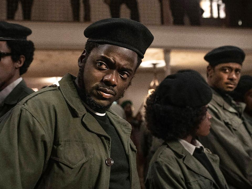 Daniel Kaluuya in 'Judas and the Black Messiah'Warner Bros