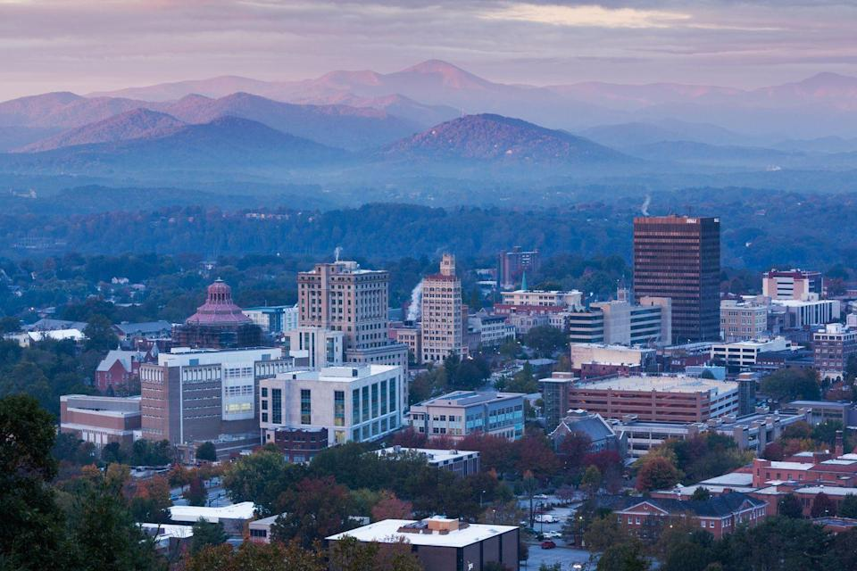 """<p>""""My wife and I are excited to take a long weekend trip to Asheville sometime in the fall,"""" says Ian Palmer, VERANDA photo assistant. """"It has some of our favorite restaurants (including <a href=""""http://www.cucina24restaurant.com/"""" rel=""""nofollow noopener"""" target=""""_blank"""" data-ylk=""""slk:Cucina 24"""" class=""""link rapid-noclick-resp"""">Cucina 24</a>, <a href=""""http://whiteducktacoshop.com/"""" rel=""""nofollow noopener"""" target=""""_blank"""" data-ylk=""""slk:White Duck Taco Shop"""" class=""""link rapid-noclick-resp"""">White Duck Taco Shop</a>, and <a href=""""http://www.buxtonhall.com/"""" rel=""""nofollow noopener"""" target=""""_blank"""" data-ylk=""""slk:Buxton Hall BBQ"""" class=""""link rapid-noclick-resp"""">Buxton Hall BBQ</a>), breweries (<a href=""""https://burialbeer.com/"""" rel=""""nofollow noopener"""" target=""""_blank"""" data-ylk=""""slk:Burial"""" class=""""link rapid-noclick-resp"""">Burial</a>, <a href=""""https://www.zillicoahbeer.com/"""" rel=""""nofollow noopener"""" target=""""_blank"""" data-ylk=""""slk:Zillicoah"""" class=""""link rapid-noclick-resp"""">Zillicoah</a>, and <a href=""""https://www.newbelgium.com/"""" rel=""""nofollow noopener"""" target=""""_blank"""" data-ylk=""""slk:New Belgium"""" class=""""link rapid-noclick-resp"""">New Belgium</a>), and hikes along the Blue Ridge Parkway.""""</p>"""