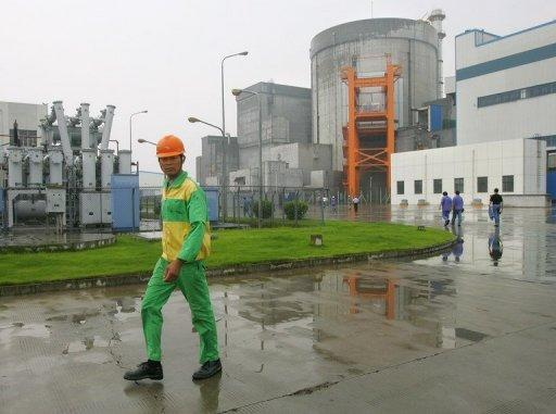 China 'biggest' nuclear plant construction resumes