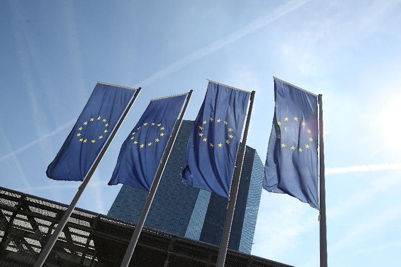 More like the Fed or business as usual? ECB watchers can't wait to see how the wind is blowing (AFP Photo/DANIEL ROLAND)