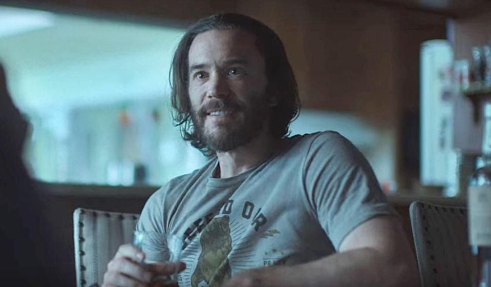 "<p>As Wendy's mentally ill brother, Ben, <a href=""https://www.menshealth.com/entertainment/a32018070/ben-davis-ozark-tom-pelphrey/"" rel=""nofollow noopener"" target=""_blank"" data-ylk=""slk:Tom Pelphrey"" class=""link rapid-noclick-resp"">Tom Pelphrey</a> was the breakout star of <em>Ozark</em>'s best season yet. He'd appeared before in shows like <em>Iron Fist, </em>but it was nothing like this. Pelphrey showed range, and he played this complicated character with a nuance rarely seen on television. </p>"