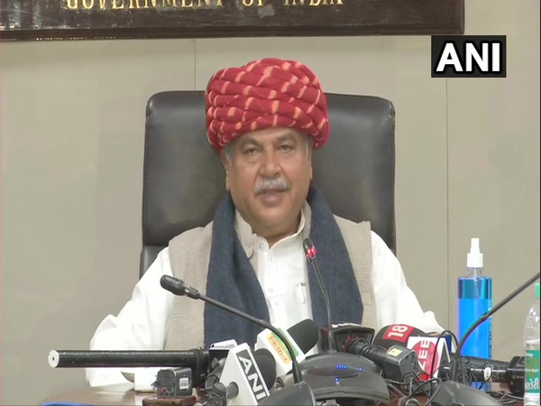 Agriculture Minister Narendra Singh Tomar (Photo/ANI)