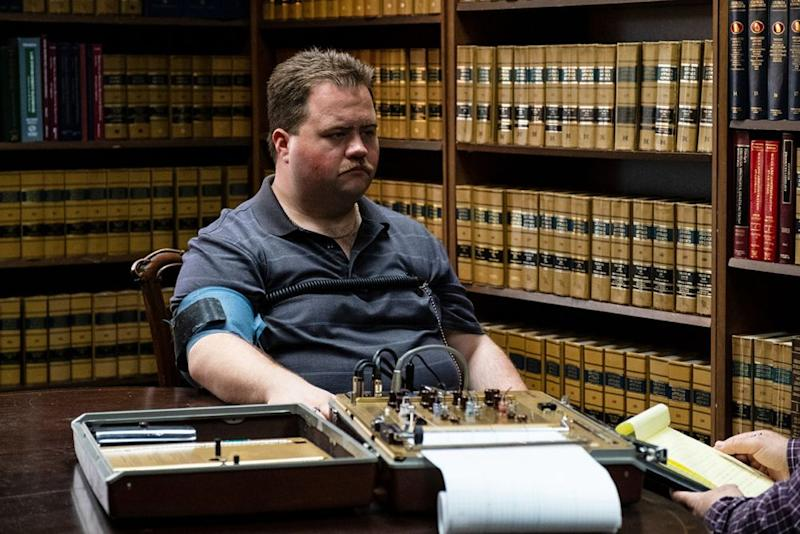 Paul Walter Hauser in Richard Jewell | Claire Folger