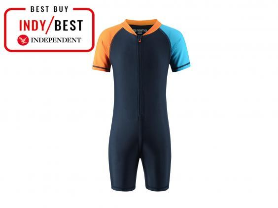 An all-in-one piece for kids is an easy way to stay as protected as possible (The Independent)