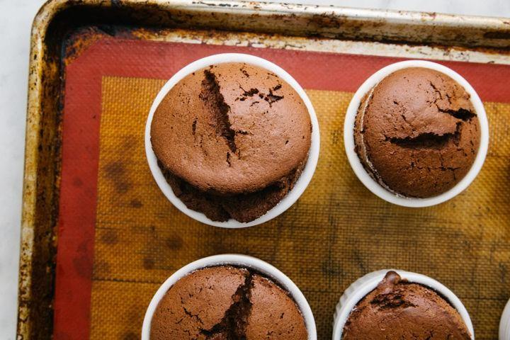 Chocolate Soufflés on Food52