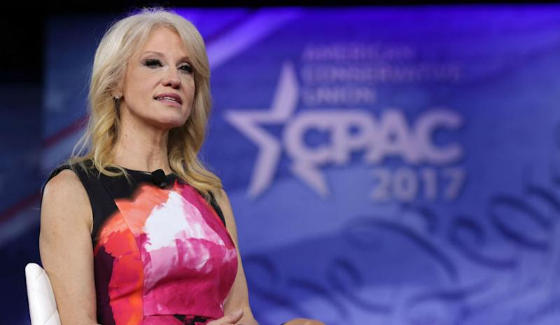 Controversial Trump advisor Kellyanne Conway has stated that alternative facts are similar to the recent Best Picture gaffe at the 2017 Academy Awards.