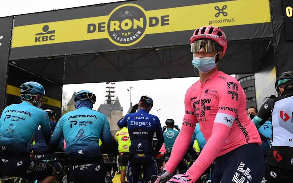 tour flanders - GETTY IMAGES