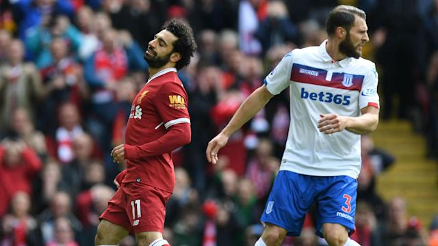 Jurgen Klopp's side have been full of goals this season, but even their top scorer endured a rare off-day as they were held at home by Stoke City