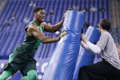 Randy Gregory (Getty Images)
