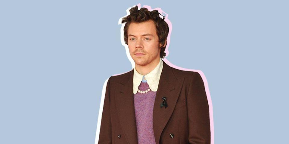<p>Ever heard of nominative determinism? No? Well, it's the idea that people are subconsciously predisposed to do things that reflect their name in some way. If true, it could explain why Harry Styles has been topping best-dressed lists (and the Twitter trending list) for the fat end of the last five years. </p><p>Here, we take a look back and revisit some of the former One Directioner's most noteworthy fits.</p>