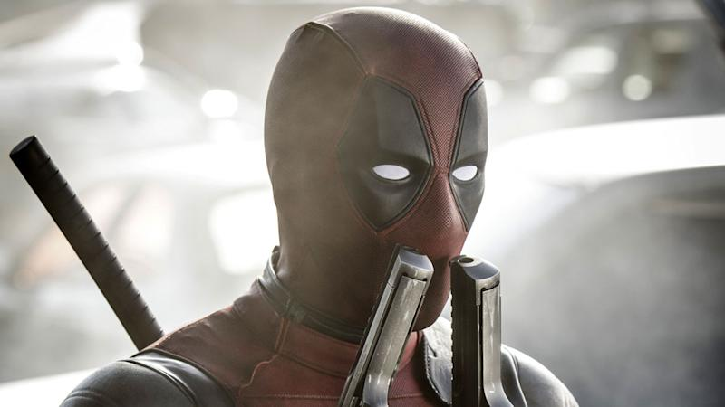 HUGH JACKMAN Meets DEADPOOL In a Hotel Room, High Jinks Ensue