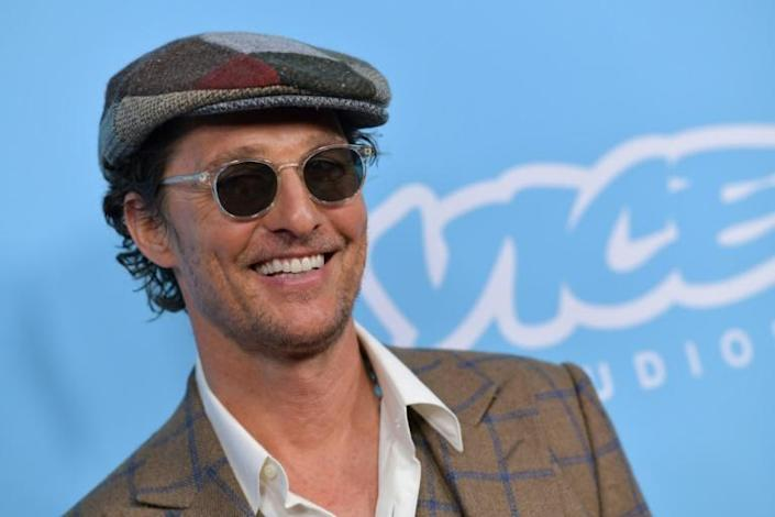 US actor Matthew McConaughey adds star-power as a minority partner in the ownership group of Major League Soccer's new Austin F.C.