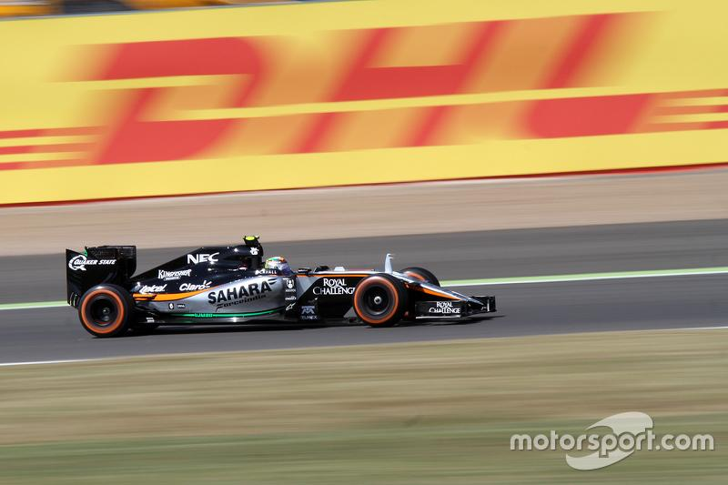 """Force India VJM08<span class=""""copyright"""">Alessio Morgese/Alex Galli</span>"""