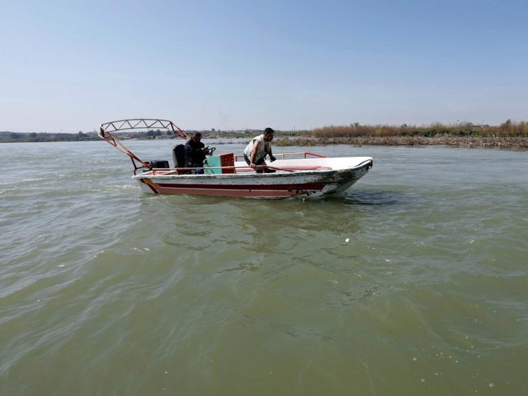Iraq ferry sinking: Death toll rises to 94 after overloaded boat capsizes near Mosul