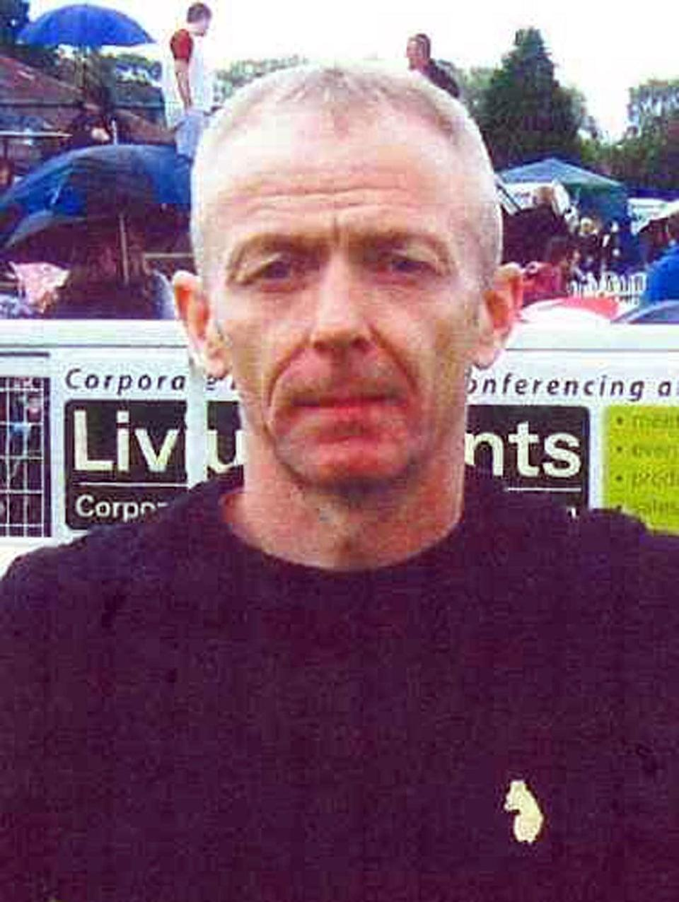 Police are searching for Mark Barrott ,54 (West Yorkshire Police/PA) (PA Media)