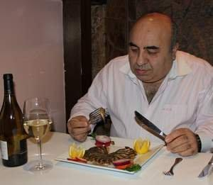 February and March Mean Fried Anchovies All Along the Black Sea and at Manhattan's Ali Baba Terrace Turkish Cuisine