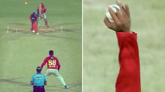 What a ball! Image: IPL