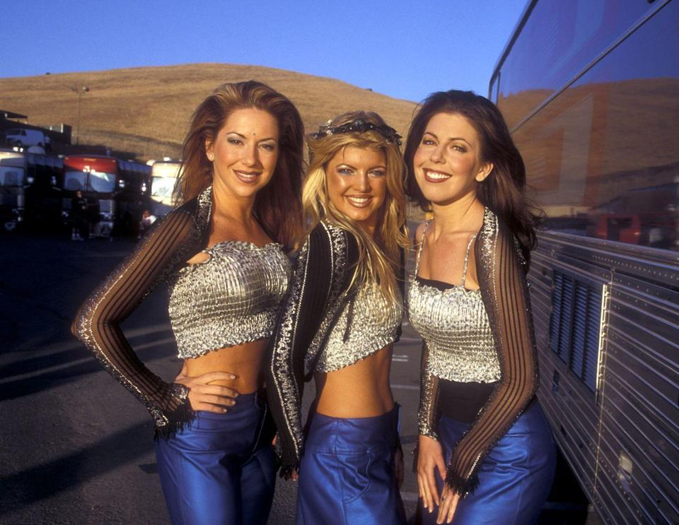 <p>Wild Orchid got more of a push for hosting <em>Great Pretenders</em>, the hilarious lip-syncing competition show that, come to think of it, is probably owed royalties by RuPaul's Drag Race. We get the sense that Fergie would like us to forget she was ever in a milquetoast girl group prior to Black Eyed Peas and her illustrious solo career. But we remember, Fergie Ferg! And we stan Wild Orchid. </p>