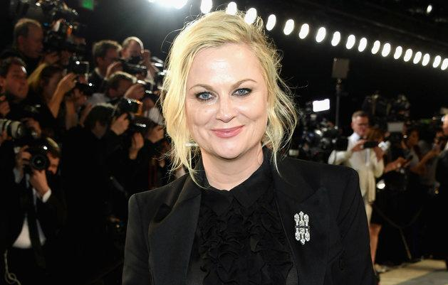 "Amy Poehler gave an exclusive interview to The Hollywood Reporter ahead of her directorial debut, ""Wine Country,"" hitting theaters."