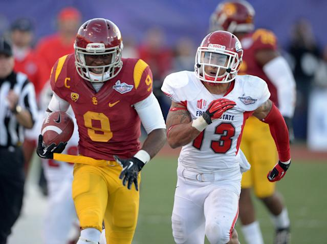 NFL Draft Under the Microscope: USC receiver Marqise Lee