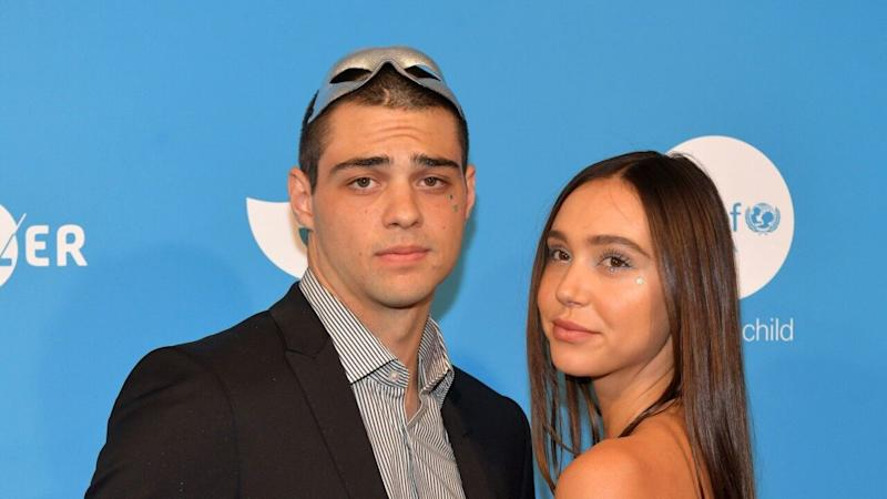 Noah Centineo and Alexis Ren Make First Red Carpet Appearance as a Couple