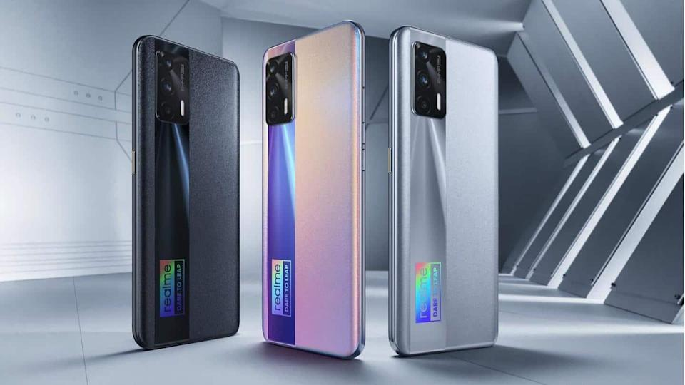 Realme X7 Max 5G tipped to start at Rs. 28,000