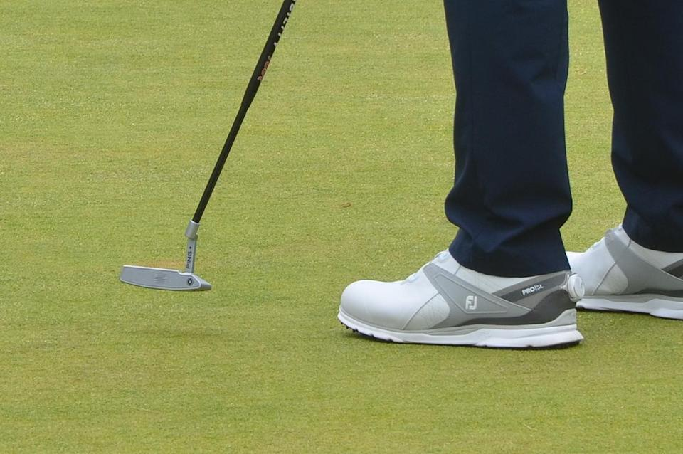 Louis Oosthuizen's Ping putter