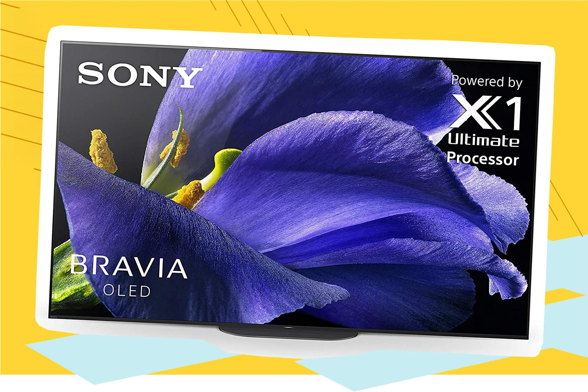 You've Got 5 Hours: Save a Breathtaking $1,500 On This 77-Inch Sony OLED TV - Yahoo Lifestyle
