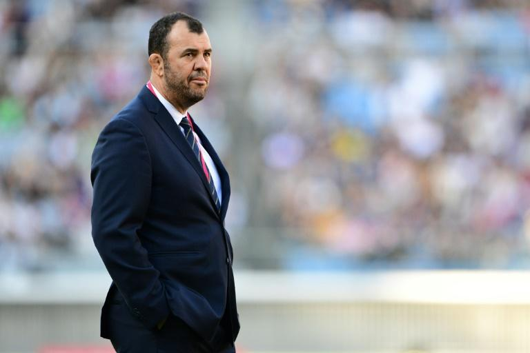 Michael Cheika's Australia take on England at Twickenham on SaturdayMore