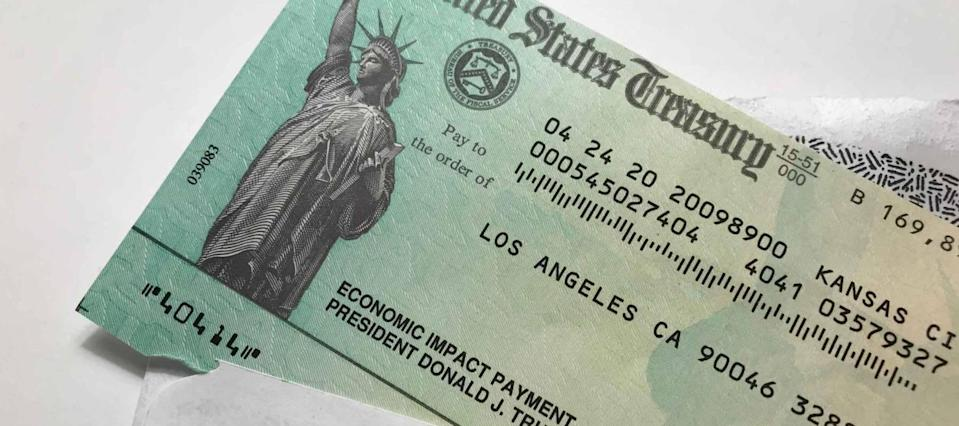 Forget Congress. Here's how to get a 2nd stimulus check by DIY