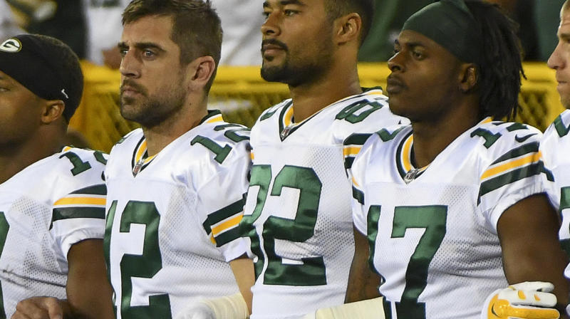 Packers Player Is Hospitalized After 'Dirty' Hit In Game Against Bears