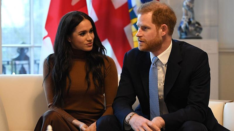 Meghan Markle and Prince Harry 'Step Back' From Royal Family: What Does This Mean?