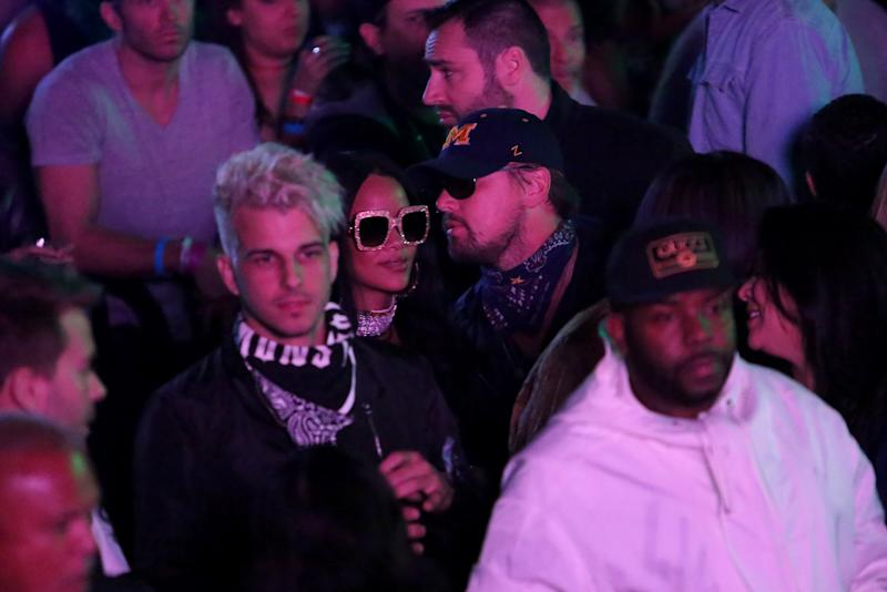 Just last year, Rihanna was thought to be dating none other than Leonardo DiCaprio, as they were spotted together at Coachella.