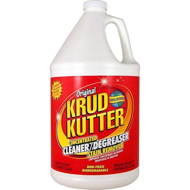 Two teens have reportedly admitted lacing their teacher's drink with Krud Kutter. (Photo: Home Depot)